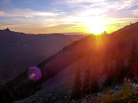 2013-08-08 - Ira Spring Trail / Mason Lake